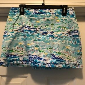 NWOT Lilly Pulitzer Callie Skirt